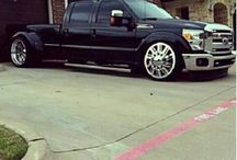 Sweet trucks
