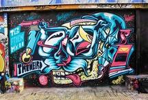 graffiti / by Andreanne Hamel