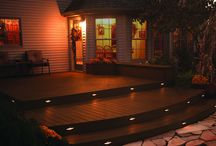 Deck and Dock Lighting / Integrated lights for your Deck and Dock