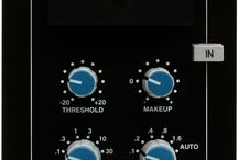 Classic & Modern Studio Gear / Audio