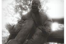 """Juan Muñoz o escultor que se descrevia como """"contador de histórias"""""""