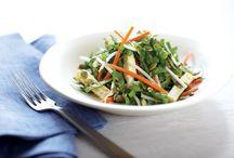 Vegan/Veg Salads and Sammies / by Mia
