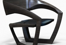 Furniture / Great furniture designs, illustrations and photos.