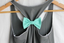 Bows / Just a bow addict on Pinterest pinning cute bows!  / by Alisa Chibi