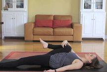 Yoga Restorative / by Sarah