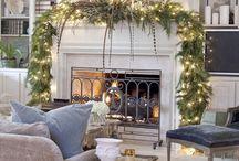 Christmas and cozy