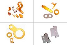 Brass Copper Turned Pressed Parts / We manufacturers Brass Copper Turned Pressed Parts Copper Turned Parts as per customers drawing.