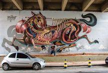 Grafite / Arte / by Rodrigo Atayde