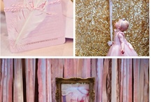 What are We Pinning Today: Pink And Gold / Pink and Gold Inspiration Board