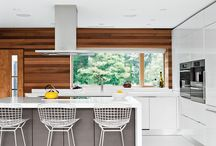 Midcentury Kitchens