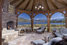 outdoor space / by Christen Pate