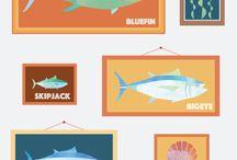 Fish & Seafood Tidbits