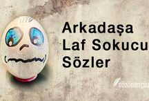 Laf Sokan Sözler / Laf Sokan Sözler, Laf Sokucu Sözler