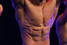 muscle model / big but not buff, just perfect & beautiful muscle proportion