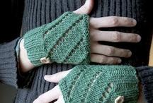 Gloves - Mittens - Legwarmers