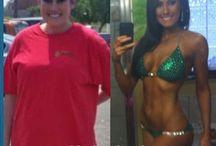 Before & After weightloss