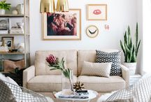 Living room / Home inspiration - living room decoration ideas.