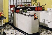 40's kitchen