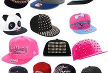 Cool flat hats