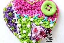 crochet designs freeform