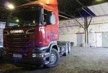 Топливные баки на грузовые автомобили SCANIA
