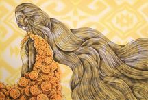 Gods - Goddesses / by Valiel Elentári