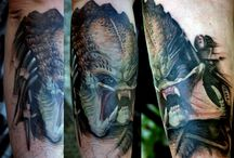 Ink On Tattoo Auckland - Pete's Art / Tattoo Artist Pete at Ink On Tattoo