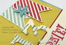 (Hearts a Flutter) Stampin Up / by Tammey Tilton