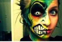 Creative Makeup / by Azurah Sweers