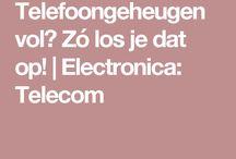 Telefoongeheugen vol