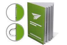 """Unsere Broschüren / Imagebroschüren, Kataloge, Prospekte, Preislisten... Für jedes Produkt und für jeden Umfang die richtige Bindeart:  -> Der preiswerte Klassiker: Rückendrahtheftung für Broschüren mit 8 bis 80 Seiten  -> Zum Abheften: Ringösenbindung für Broschüren mit 8 bis 80 Seiten  -> Die Umfangreichen: Klebegebundene Broschüre für 36 bis 300 Seiten  -> Die Spiralbindung: Auch bekannt als """"Wire-O-Bindung"""" bis zu 300 Seiten  http://shop.myflyer.de/Produkte/Broschueren-Mehrseiter"""