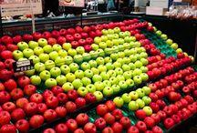 Visual Merchandising Supermercado