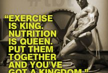 fitness quotes / quotes to inspire a healthy lifestyle