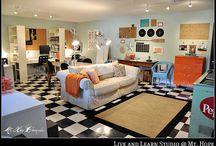 basement school room / by Allie Brannon