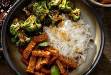 Rijst, couscous en indische recepten