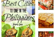 FILIPINO CUISINE / Underrated but slowly growing a following.  Filipino cuisine or Pinoy food offers a melange of flavors brought about by generations of influence from the Spaniards and the abundance of Asian spices and tropical fruits.