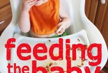 Feeding the kiddos / by Hollie