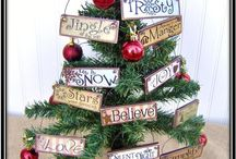 November & December Craft Shows Product / by Bette Bassford