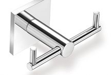 bathroom accessories classic / Simple form, functionality and impeccable design make SANCO® bath accessories an essential complement of your bathroom. SANCO® bath accessories are subject to strict procedures and constant supervision therefore they are perfect rustproof/ stainless products. www.sancodesign.eu