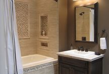 Bathrooms / by Debbie Reeves DeWitt
