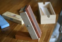 Craftsman's Tool Box / Manly skills and stuff