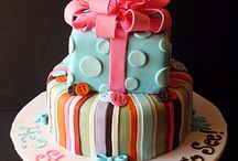 Cake ideas.