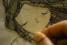 Embroidery / by Dawn UklassinUs