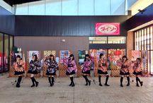 ステージ・イベント / 高田本町商店街アイドルがんぎっこのステージ&イベントスナップ