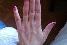 mis nail art / Mi primer nail art