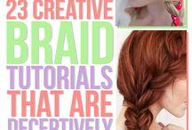Inspirasjon hårfrisyrer