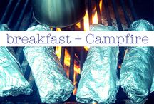 Camping ideas / by Jennifer Flyer