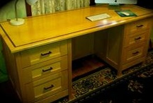 """Collin's Custom Furniture /   The Shaker and Arts-and-Crafts styles of furniture. This means not making the piece too busy with ornate decorations or designs, but instead using strait lines (with the occasional graceful arch) to give a """"clean"""" look. """"Like"""" us on Facebook !  https://www.facebook.com/pages/Collins-Custom-Furniture/435428126534974"""