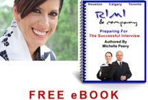 FREE eBook - Preparing for the Successful Interview / FREE eBook - Preparing for the Successful Interview