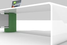 Virtuelle Möbel / Ohne Kabelsalat - TUBEone
